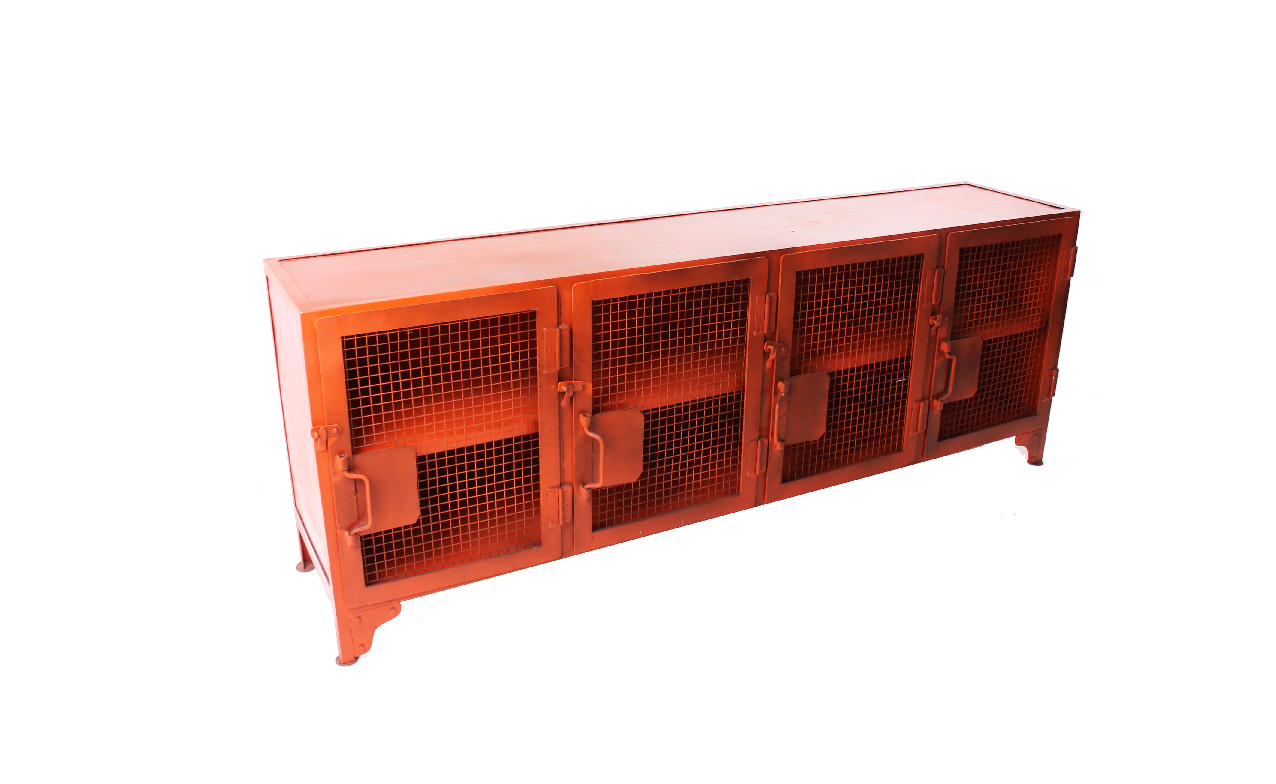 Iron Jali Sideboard