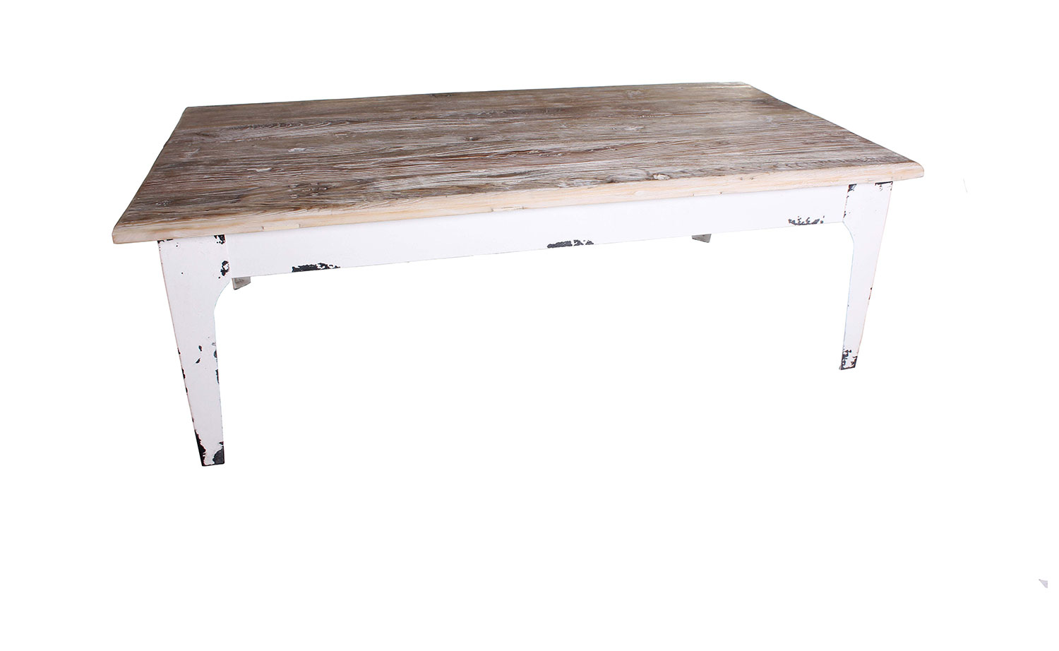 H3 whitewash coffee table Whitewash coffee table